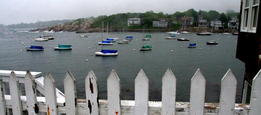Harbor seen from Bearskin Neck